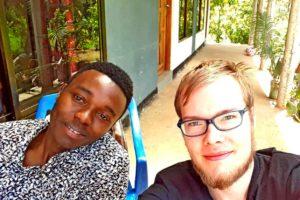 Martin und Victor